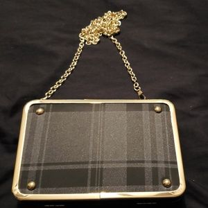 Small hand clutch bag